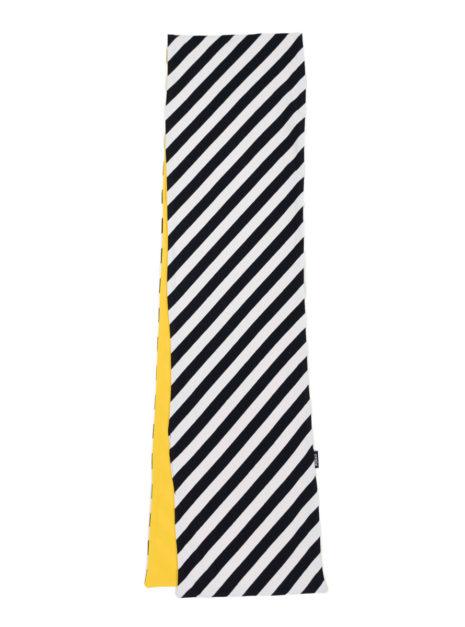 601-88_Scarf_Stripe-Yellow